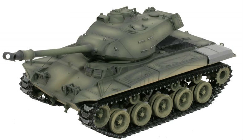 RC Tank: Torro M41 Walker Bulldog (1:16)