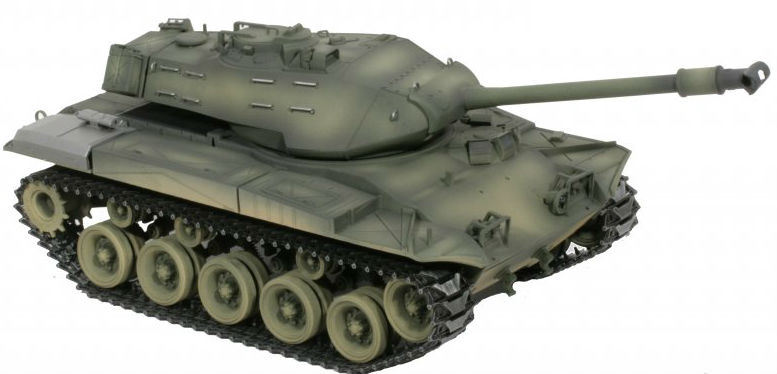 RC Tank: Torro M41 Walker Bulldog (1:16 / IR)