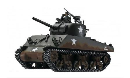 RC Tank: Torro Sherman M4A3 (1:16 / IR)