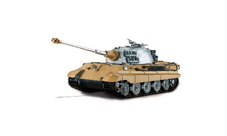 RC Tank: Torro Kingtiger (1:16 / IR)