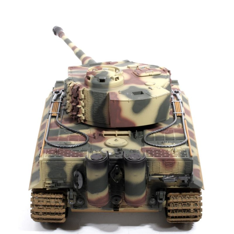 RC Tank: Torro Tiger 1 (Late Edition) (1:16 / IR)