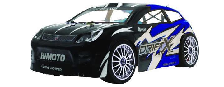 RC Auto: Himoto 1:18 Drift X Onroad Car