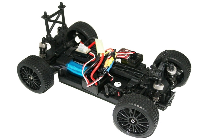 RC Auto: Himoto 1:18 Tricer Onroad Car