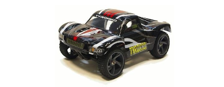 RC Auto: Himoto 1:18 Tyronno Short Course