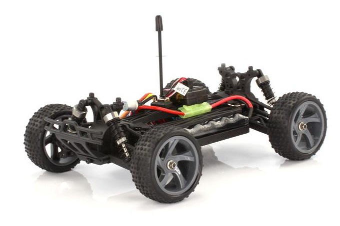 RC Auto: Himoto 1:18 Tyronno Short Course