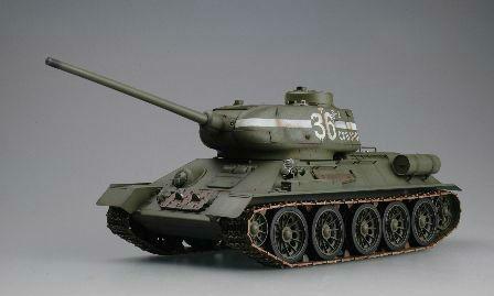 RC Tank: Torro T34/85 (1:16 / IR)