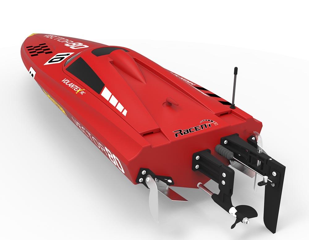 RC Boot: Volantex Vector 80