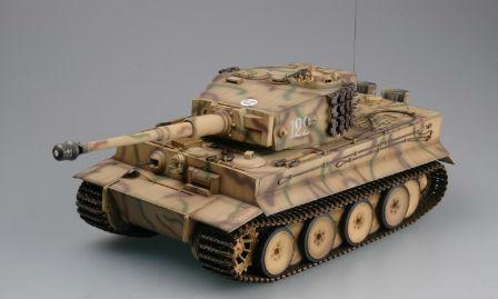 RC Tank: Torro Tiger I (1:16 / IR)