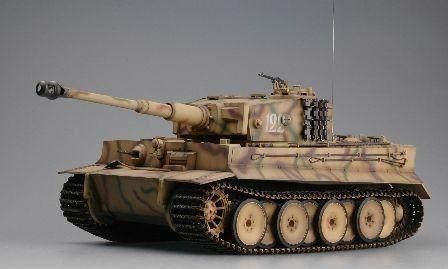 RC Tank: Torro Tiger I (1:16)