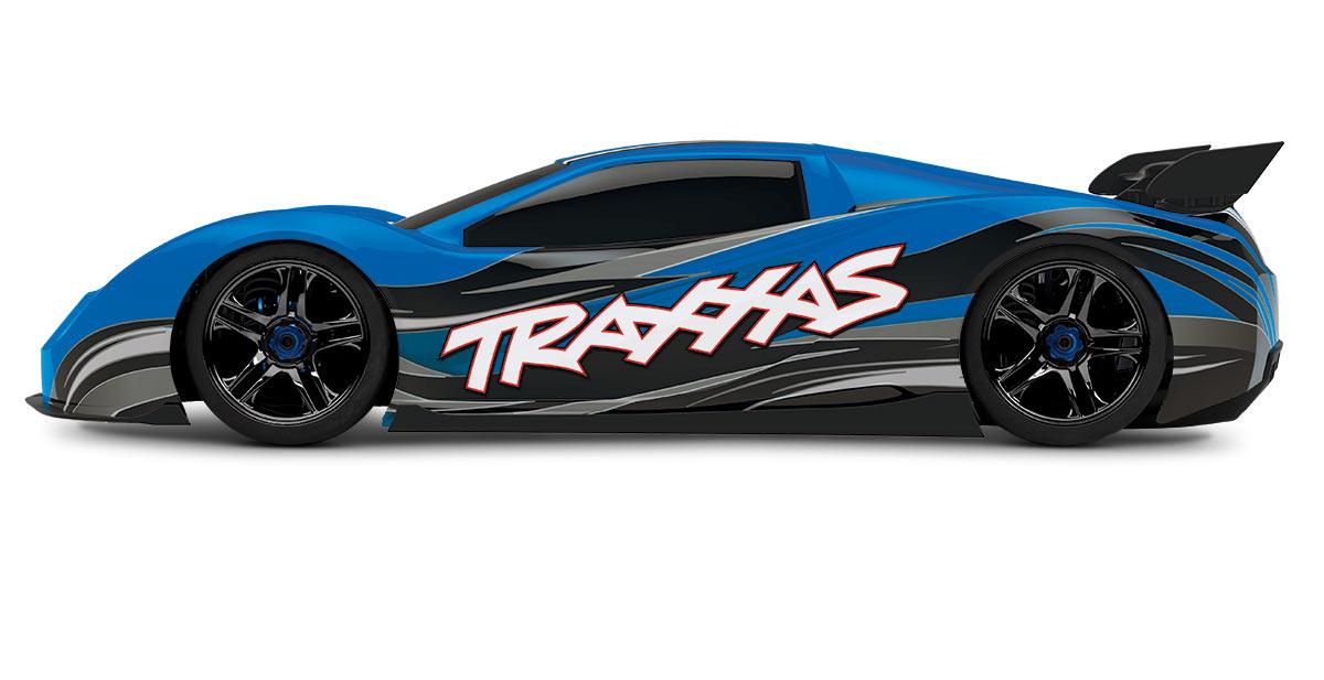 RC Auto: Traxxas XO-1